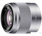 Объектив Sony E 50mm F1.8 OSS (SEL50F18)