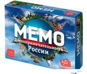Настольная игра Бэмби Мемо - Достопримечательности России