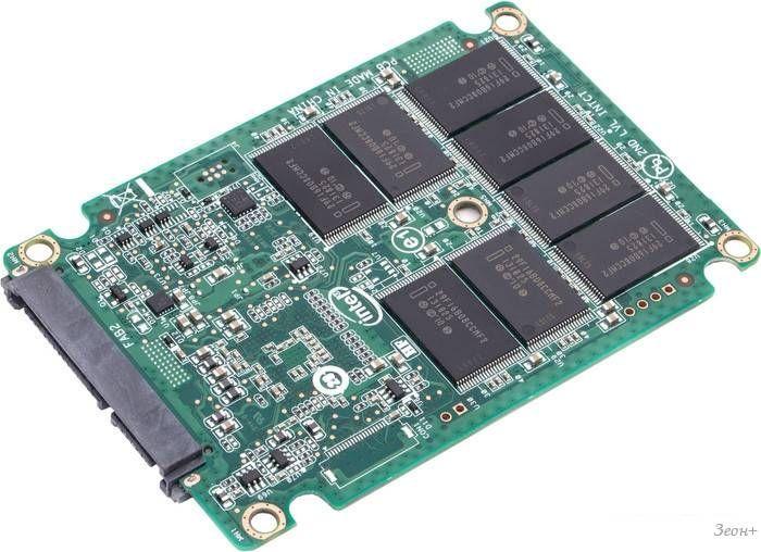 SSD Intel 530 480GB (SSDSC2BW480A401)