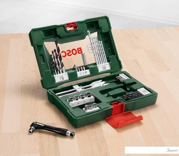 Универсальный набор инструментов Bosch V-Line 2607017316 41 предмет