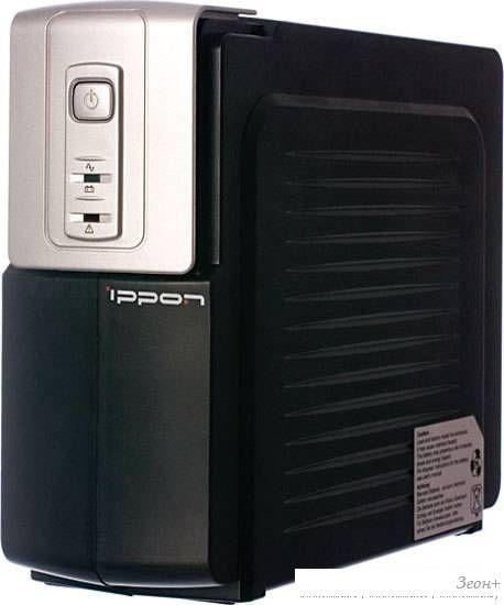 Источник бесперебойного питания IPPON Back Office 600