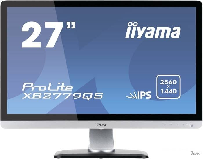 Монитор Iiyama ProLite XB2779QS-S1