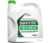 Охлаждающая жидкость Sintec EURO G11 5л