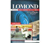 Фотобумага Lomond Суперглянцевая ярко-белая A6 200 г/м2 20л (1101113)