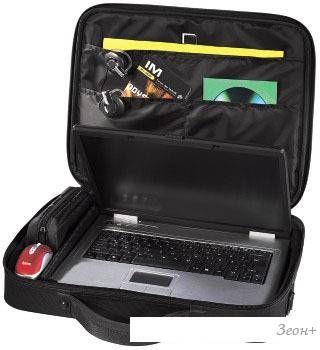 """Сумка для ноутбука Hama Notebook Bag Miami 17.3"""" (00101219)"""