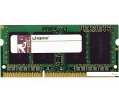 Оперативная память Kingston ValueRAM 2GB DDR3 SO-DIMM PC3-12800 (KVR16LS11S6/2)