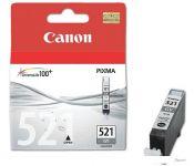 Картридж-чернильница Canon CLI-521 Gray