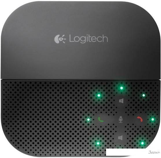 Беспроводная колонка Logitech P710e