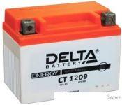 Мотоциклетный аккумулятор Delta CT 1209 (9 А·ч)