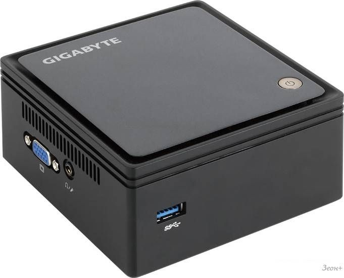 Компьютер Gigabyte GB-BXBT-2807 (rev. 1.0)