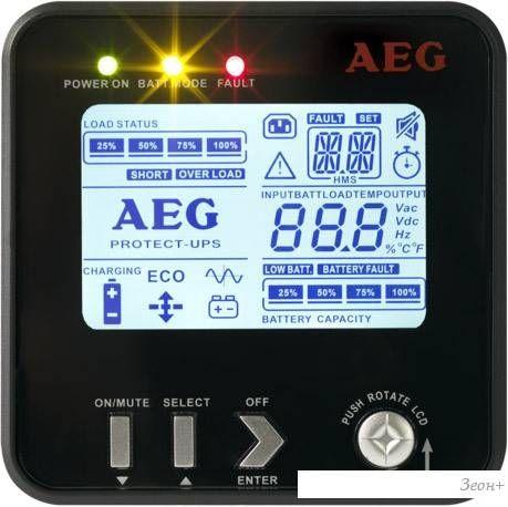 Источник бесперебойного питания AEG Protect B. 2300 PRO