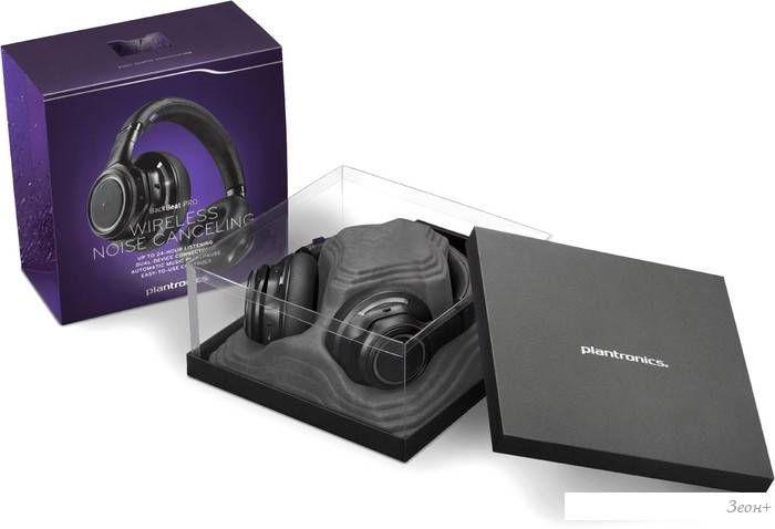 Наушники с микрофоном Plantronics BackBeat Pro
