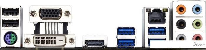 Материнская плата Gigabyte GA-H97-HD3 (rev. 1.1)