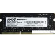 Оперативная память AMD 2GB DDR3 SO-DIMM (AE32G1339S1-UO)