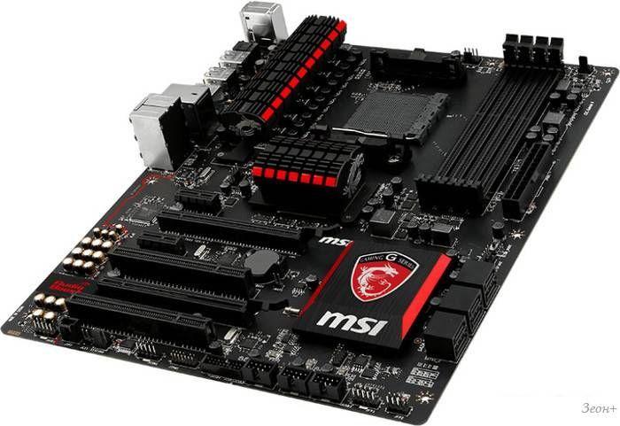 Материнская плата MSI 970 Gaming
