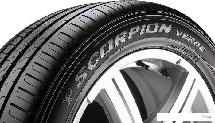 Автомобильные шины Pirelli Scorpion Verde 255/55R18 109Y