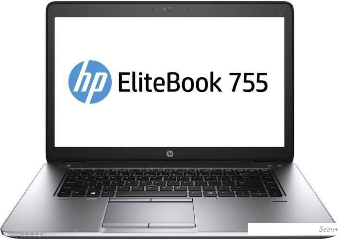 Ноутбук HP EliteBook 755 G2 (F1Q26EA)
