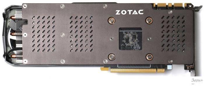 Видеокарта ZOTAC GTX 970 AMP! Extreme Core Edition (ZT-90107-10P)