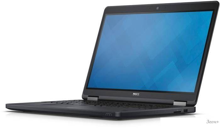 Ноутбук Dell Latitude 15 E5550 (5550-7843)