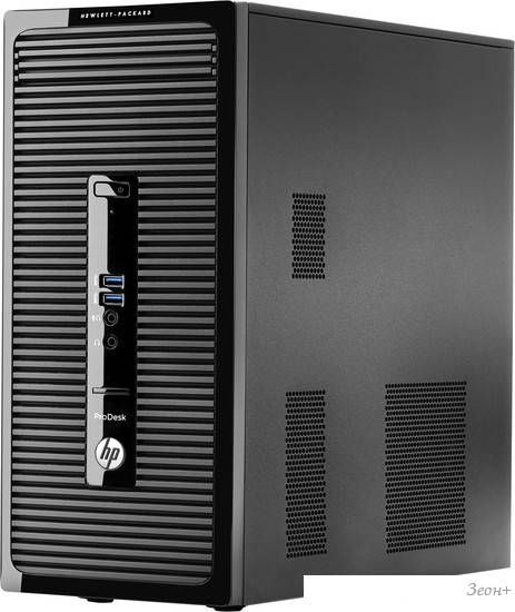 Компьютер HP ProDesk 490 G2 в корпусе Microtower (M3W65EA)