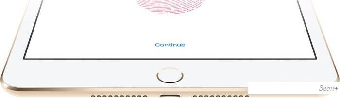 Планшет Apple iPad mini 4 128GB LTE Gold