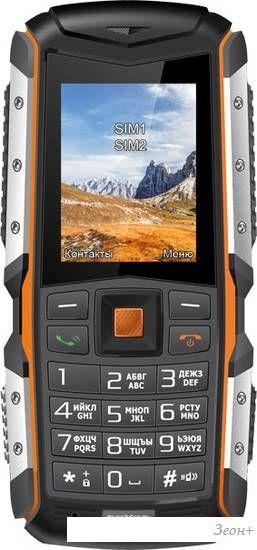 Мобильный телефон TeXet TM-513R Black/Orange