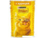 Корм для кошек Friskies с курицей в подливе 0.085 кг