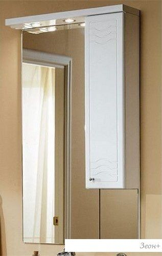 Акватон Домус 65 Зеркало-шкаф правое (1.A008.2.02D.O01.R)