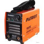 Сварочный инвертор Patriot 150DC MMA