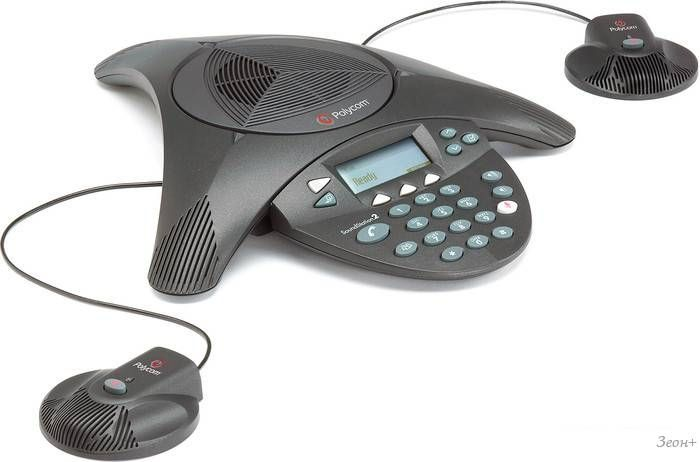 Проводной телефон Polycom SoundStation2