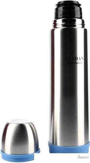 Термос ZEIDAN Z9037 Stainless Steel/Blue