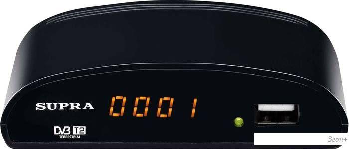 Приемник цифрового ТВ Supra SDT-83