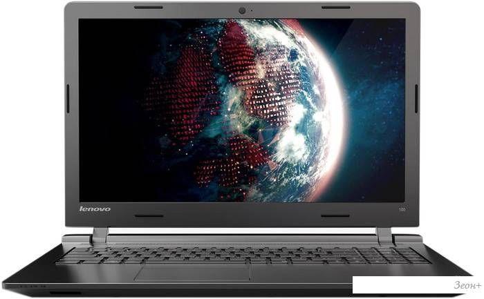 Ноутбук Lenovo 100-15 [80MJ005ARK]