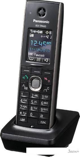 Радиотелефон Panasonic KX-TGP600 Black
