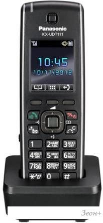 Радиотелефон Panasonic KX-UDT111 Black