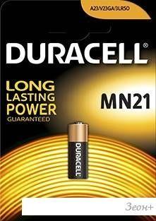 Батарейки DURACELL MN21