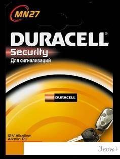 Батарейки DURACELL MN27