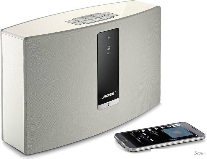Беспроводная колонка Bose SoundTouch 20 Series III White