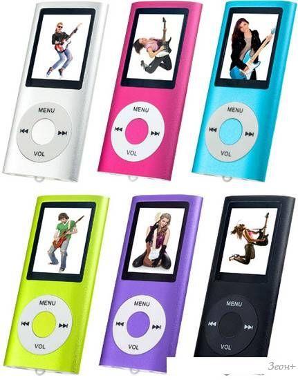 MP3 плеер Perfeo I-Sonic VI-M011 Blue