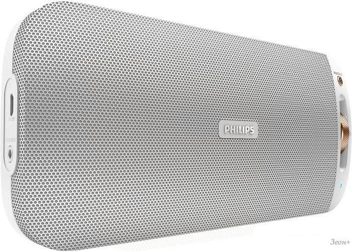 Портативная колонка Philips BT3600W/00