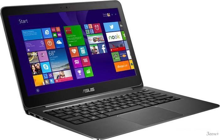 Ноутбук ASUS Zenbook UX305CA-FC049T