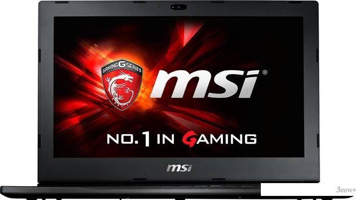 Ноутбук MSI GS60 6QD-245RU Ghost