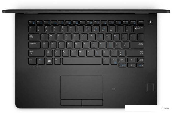 Ноутбук Dell Latitude 14 E7470 [7470-0592]