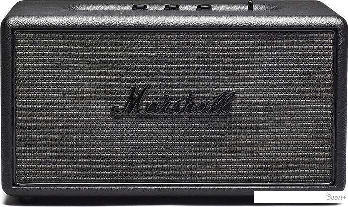 Беспроводная колонка Marshall Stanmore (Pitch Black)