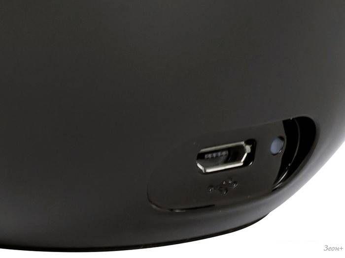 Портативная колонка Monoprice Bluetooth Portable 360 Speaker (черный) [11423]