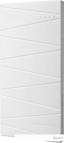 Портативное зарядное устройство Lenovo PB300 (белый) [GXV0J50549]