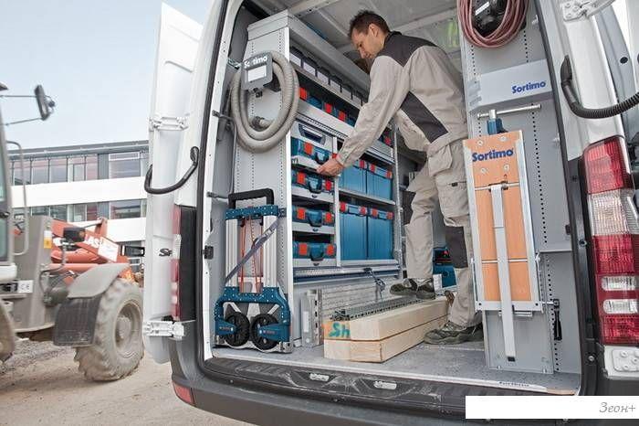 Ящик для инструментов Bosch L-BOXX 238 Professional [1600A001RS]