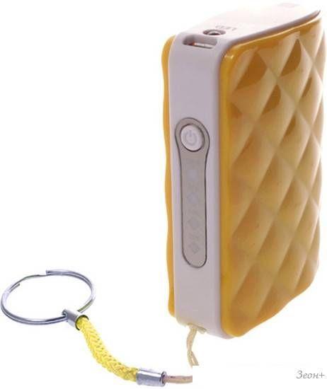 Портативное зарядное устройство Harper PB-4401 (желтый)