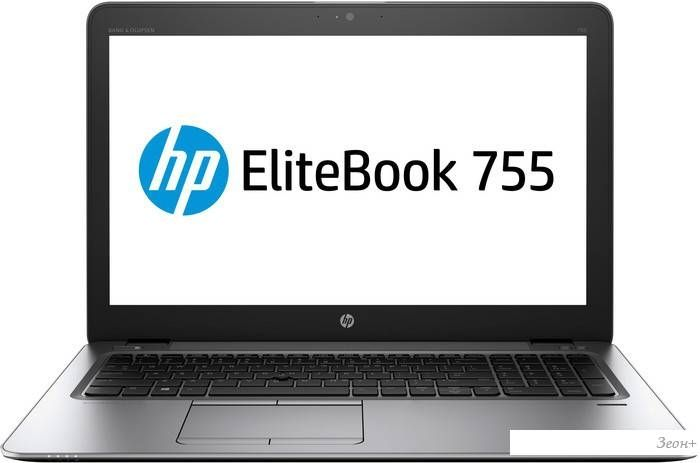 Ноутбук HP EliteBook 755 G3 [P4T45EA]