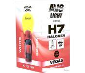 Галогенная лампа AVS Vegas H7 12V 55W 1шт [A78143S]